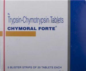 Chymoral Forte Tablet