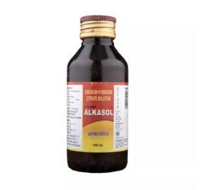Alkasol Syrup in HIndi