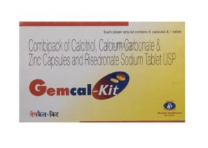 Gemcal Capsule