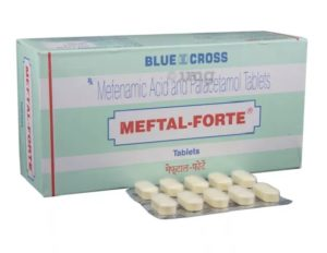 Meftal Forte Tablet