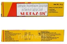Surfaz Sn Cream