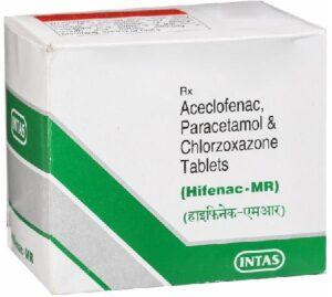 Hifenac-MR Tablet