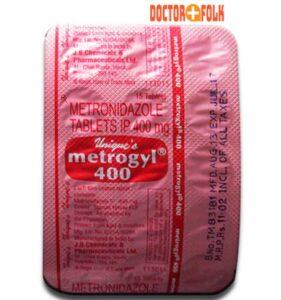 Metrogyl 400 Mg Tablet in Hindi