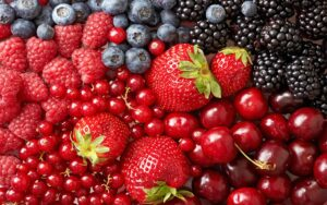Berries Boost Insulin Production
