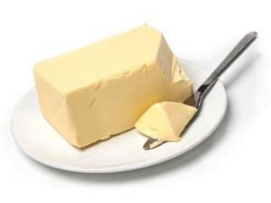 Butter foods rich in Vitamin A
