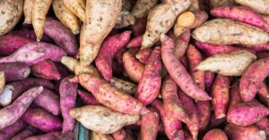 Sweet Potato Foods that Boost the Energy