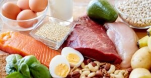 Foods Rich in Cholesterol