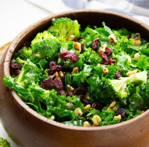 kale & broccoli Foods that Boost the Energy