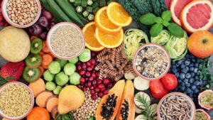 Foods Rich in Dietary Fiber